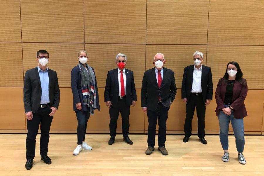 Die Fraktion der SPD im Ortsbeirat Innenstadt